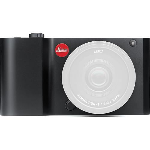 Leica T Mirrorless Digital Camera (Black, Open Box) 18180