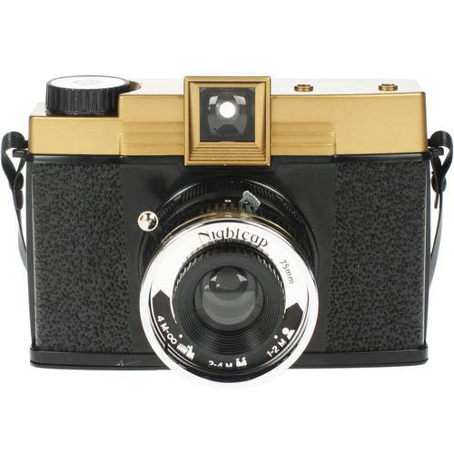Lomography Diana F  Medium Format Camera (Nightcap) HP650NC
