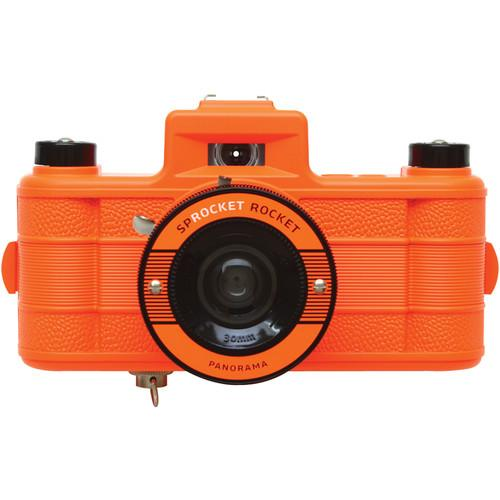 Lomography Sprocket Rocket Superpop! 35mm Film Camera HP400CO