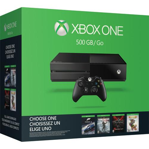 Microsoft Xbox One Name Your Game Bundle 5C6-00136