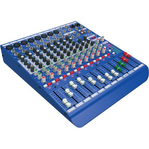 Midas DM12 12-Input Analog Live and Studio Mixer DM12