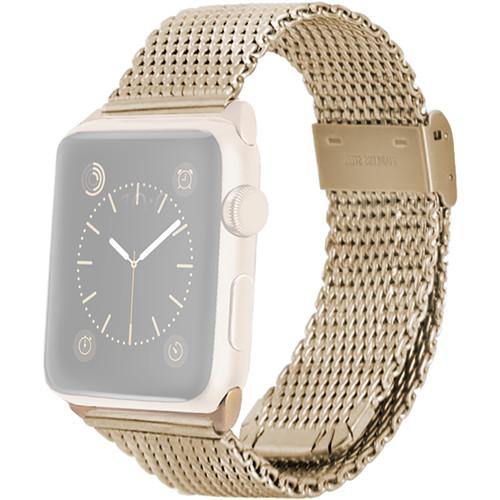 MONOWEAR Mesh Band for 38mm Apple Watch MWMSYG20MTYG