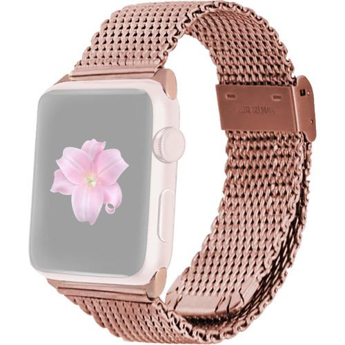 MONOWEAR Mesh Band for 42mm Apple Watch MWMSRG22MTRG