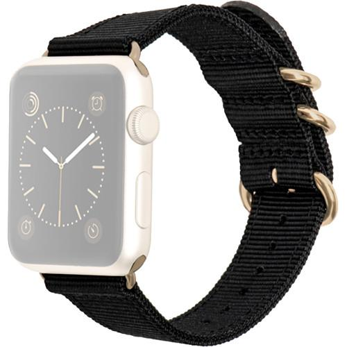 MONOWEAR Nylon Band for 42mm Apple Watch MWNLBK22MTYG