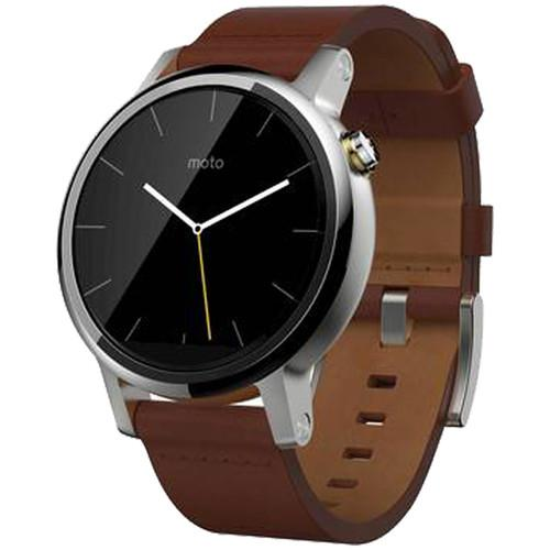 Motorola 2nd Gen Moto 360 42mm Men's Smartwatch 00817NARTL