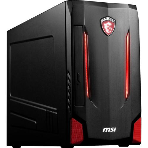 MSI Nightblade MI2001BUS Gaming Desktop NIGHTBLADE MI2-001BUS