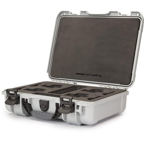 Nanuk 910 GoPro Case with Foam Insert for GoPro Series 910-GOP5