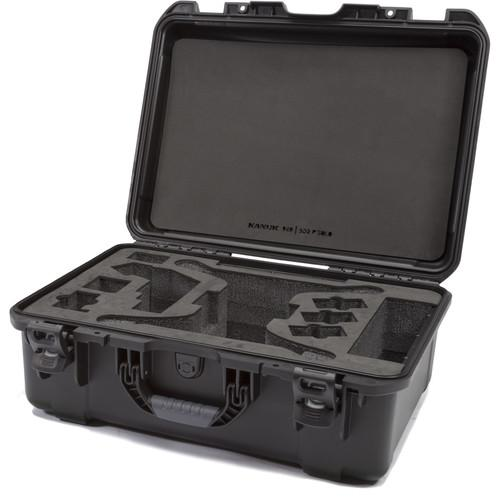 Nanuk 940 Hard Case for 3DR Solo Quadcopter (Black) 940-3DR1