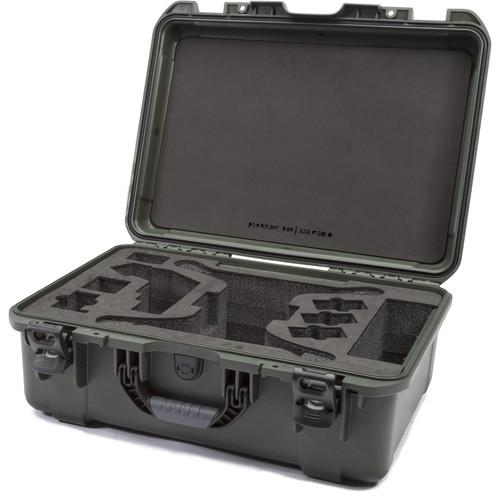Nanuk 940 Hard Case for 3DR Solo Quadcopter (Olive) 940-3DR6