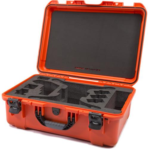 Nanuk 940 Hard Case for 3DR Solo Quadcopter (Orange) 940-3DR3