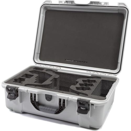 Nanuk 940 Hard Case for 3DR Solo Quadcopter (Silver) 940-3DR5