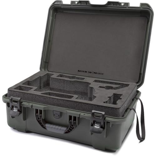 Nanuk Case with Foam Insert for DJI Ronin-M (Olve) 940-RON6