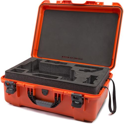 Nanuk Case with Foam Insert for DJI Ronin-M (Orange) 940-RON3