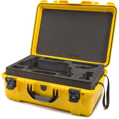 Nanuk Case with Foam Insert for DJI Ronin-M (Yellow) 940-RON4