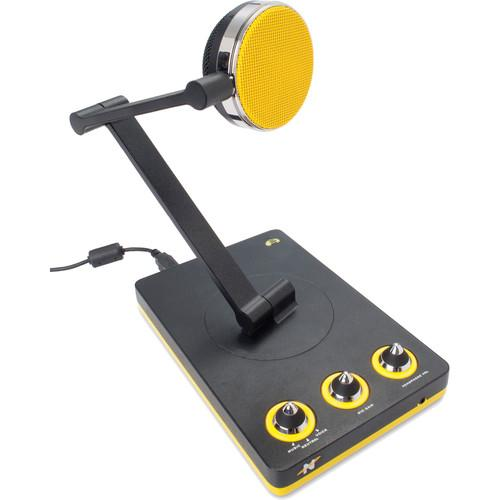 Neat Microphones Bumblebee Desktop USB Mic with Studio