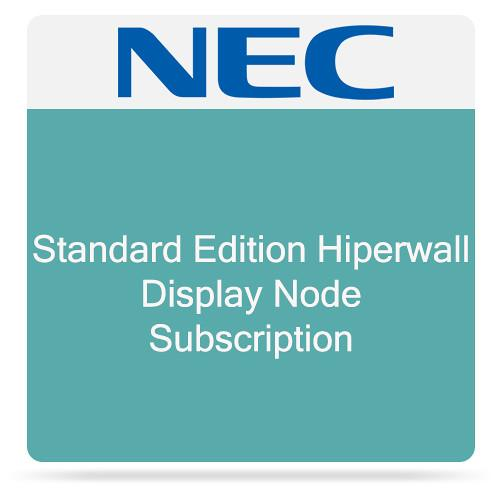 NEC Standard Edition Hiperwall Display Node HWST-DISP-SUB