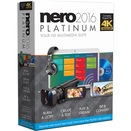 Nero  Platinum 2016 (Download) AMER-12260000/574