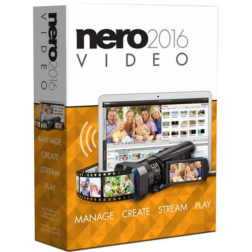 Nero  Video 2016 (Download) AMER-11560000/635