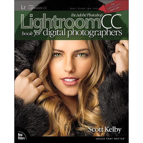 New Riders Book: The Adobe Photoshop Lightroom CC 9780134213132