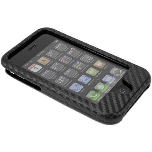 NewerTech NuCase Carbon Fiber-Style Protective Case NWTIPHCF3GBK