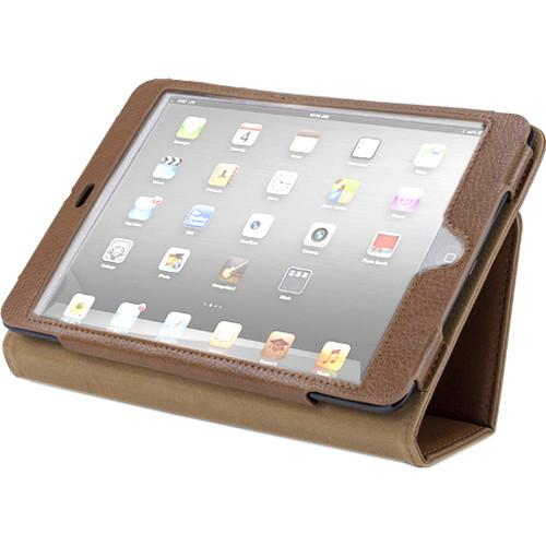 NewerTech Slim Leather Folio for Apple iPad mini NWTPADPROTMBR
