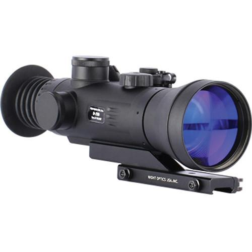 Night Optics D-750 Gen 3 Gated 4x NV Riflescope NS-750-3GM