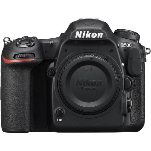 Nikon  D500 DSLR Camera (Body Only) 1559