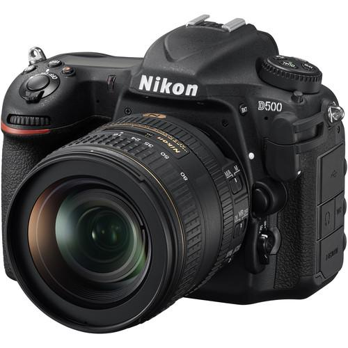 Nikon  D500 DSLR Camera with 16-80mm Lens 1560