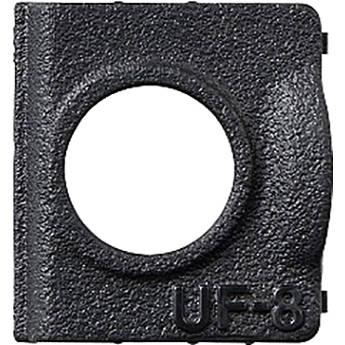 Nikon UF-8 Stereo Mini-Plug Connector Cover for D500 27172