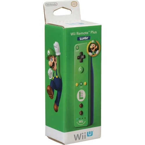 Nintendo Wii Remote Plus Controller for Wii & Wii U 83211