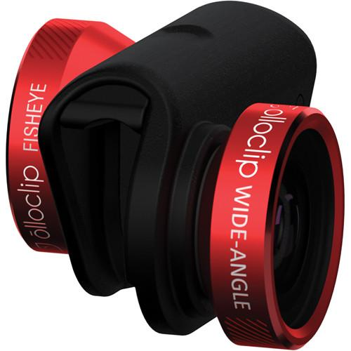 olloclip 4-in-1 Photo Lens for iPhone 6/6s/6 OC-EU-IPH6-FW2M-RB