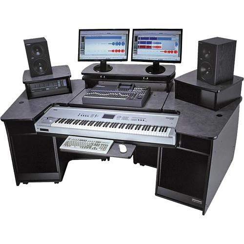 Omnirax F2 Keyboard Composing Mixing Workstation F2-B