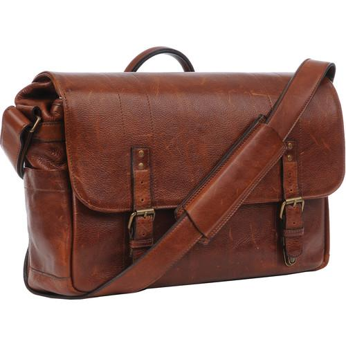 ONA Union Street Messenger Bag (Walnut, Leather) ONA5-003LTC