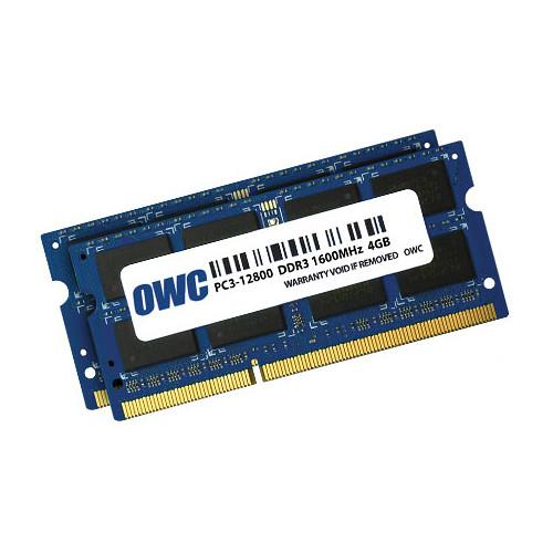OWC / Other World Computing 8GB (2 x 4GB) OWC1600DDR3S08S