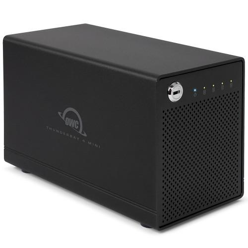 OWC / Other World Computing ThunderBay 4 Mini 2TB OWCTB4MSRH02T7
