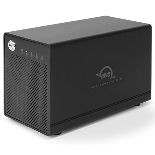 OWC / Other World Computing ThunderBay 4 Mini 4TB OWCTB4MJB04T7