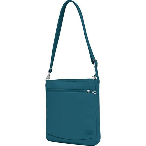 Pacsafe Citysafe CS175 Anti-Theft Shoulder Bag (Teal) 20220613