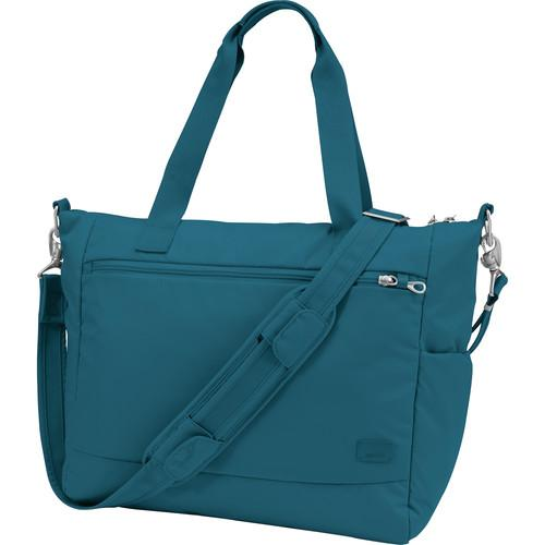 Pacsafe Citysafe CS400 Anti-Theft Travel Tote (Teal) 20235613
