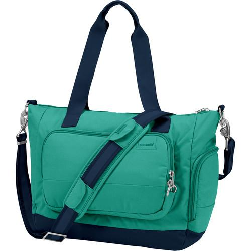 Pacsafe Citysafe LS400 Anti-Theft Travel Tote (Lagoon) 20350615