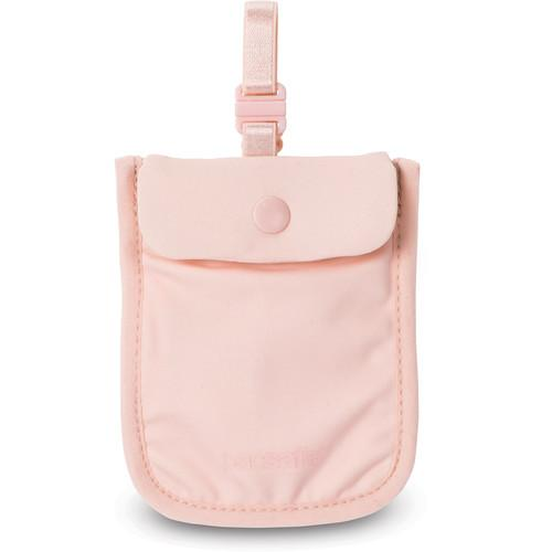 Pacsafe Coversafe S25 Secret Bra Pouch (Pink) 10121314