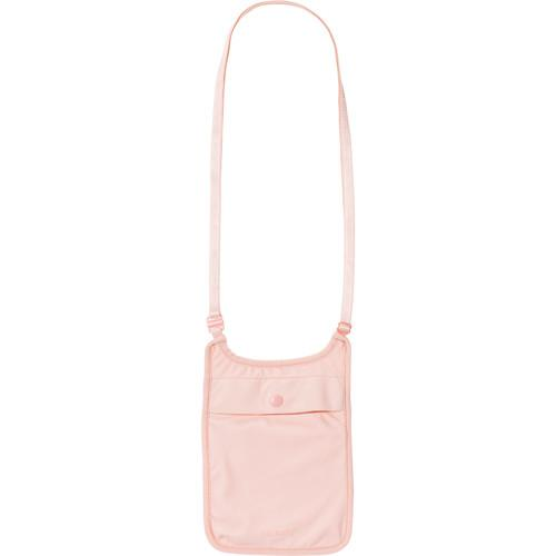 Pacsafe Coversafe S75 Secret Neck Pouch (Pink) 10125314