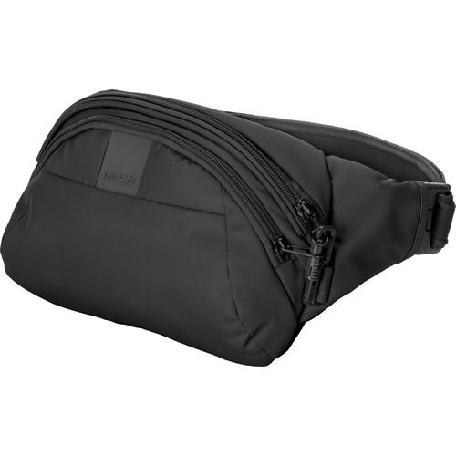 Pacsafe Metrosafe LS120 Anti-Theft Hip Pack (Black) 30405100