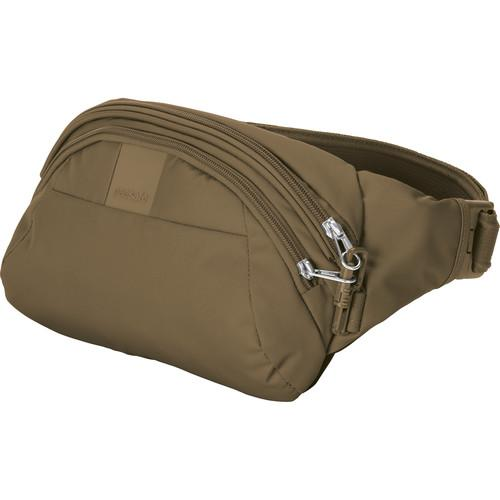 Pacsafe Metrosafe LS120 Anti-Theft Hip Pack (Sandstone) 30405216