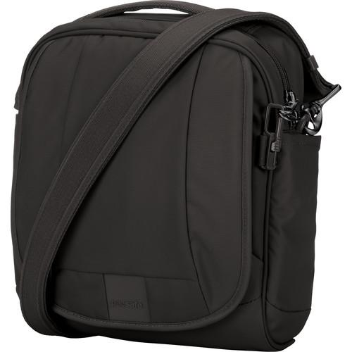 Pacsafe Metrosafe LS200 Anti-Theft Shoulder Bag (Black) 30420100