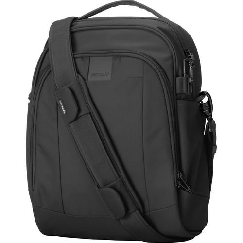 Pacsafe Metrosafe LS250 Anti-Theft Shoulder Bag (Black) 30425100