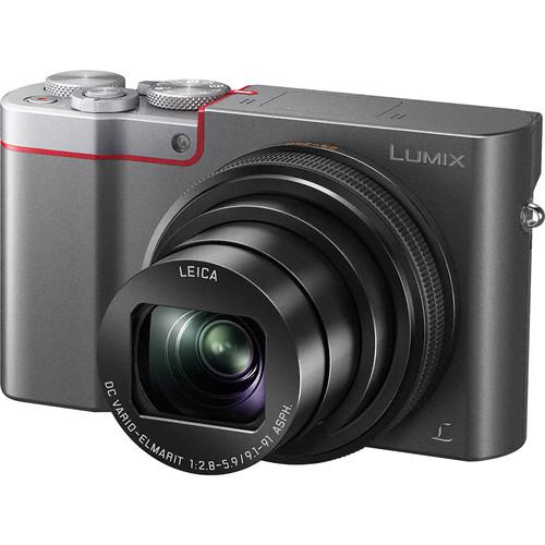 Panasonic DMC-ZS100 Lumix Digital Camera (ZS100 Silver)