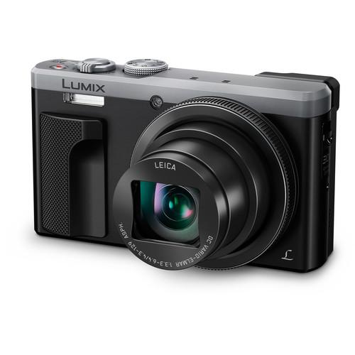 Panasonic DMC-ZS60 Lumix Digital Camera (ZS60 Silver)