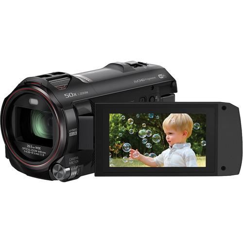 Panasonic  HC-V750 Full HD Camcorder Deluxe Kit