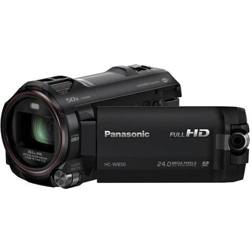 Panasonic  HC-W850 Full HD Camcorder Basic Kit