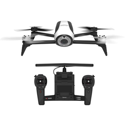 Parrot BeBop Drone 2 with Skycontroller (White) PF726103